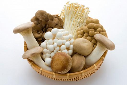 Có rất nhiều loại nấm phục vụ mùa ăn chay. Ảnh minh họa.