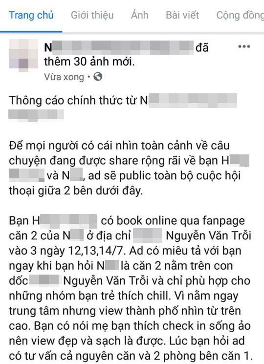 Vụ bỏ 5,4 triệu thuê homestay ở Đà Lạt: Phía homestay lên tiếng, ai ngờ bị dân mạng phản pháo cực gắt - Ảnh 2.
