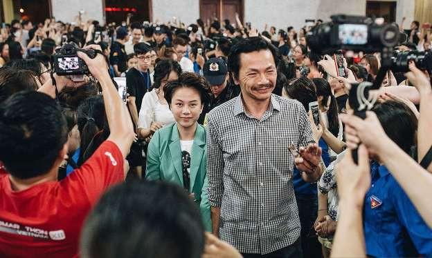 """Diễn viên Trung Anh: """"Nhiều người gặp tôi bây giờ cứ xưng con, kể cả đã lớn tuổi"""" - Ảnh 3."""