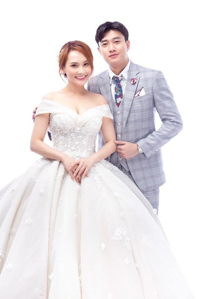 Bảo Thanh và Quốc Trường đóng vai vợ chồng trong phim.