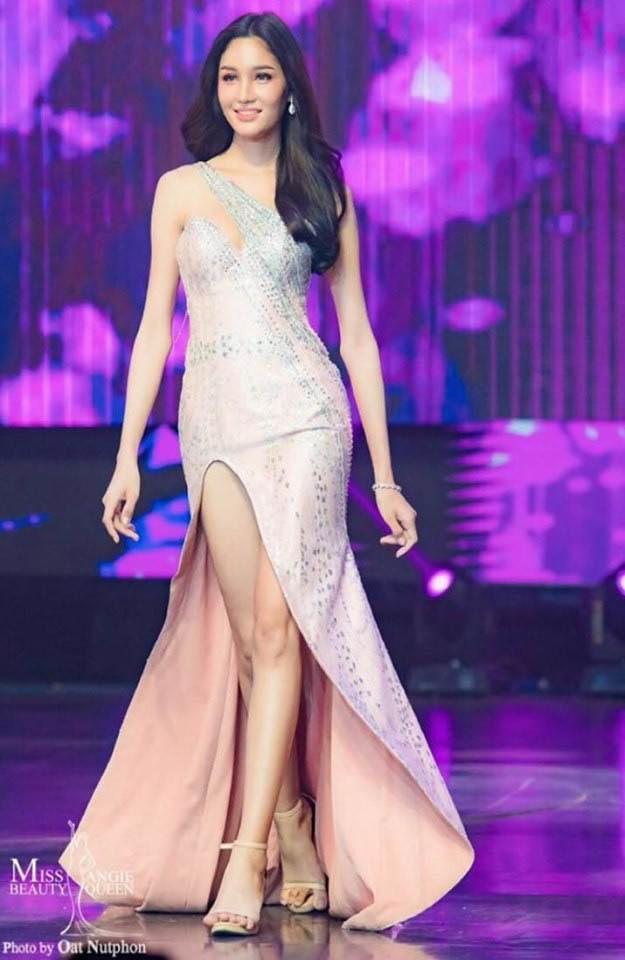 Cô được đánh giá là một trong những thí sinh nặng ký nhất cuộc thi ngay ở những vòng đầu tiên.