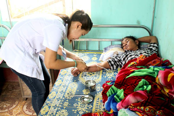 Ngành y tế Quảng Trị triển khai các biện pháp phòng chống dịch bệnh mùa hè thu 2019 - Ảnh 1.