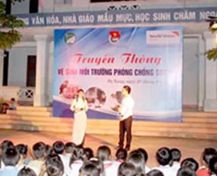Ngành y tế Quảng Trị triển khai các biện pháp phòng chống dịch bệnh mùa hè thu 2019 - Ảnh 2.