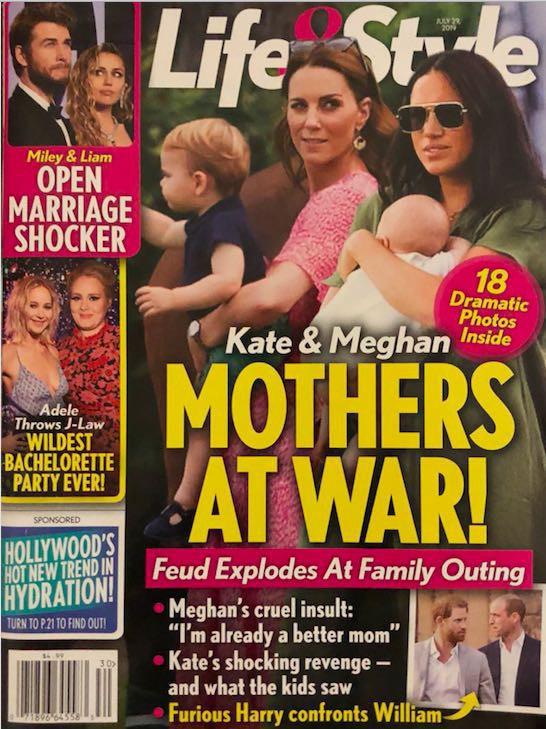 Thực hư chuyện Meghan Markle mắng mỏ chị dâu không biết cách làm mẹ khiến Công nương Kate ôm hận trong lòng - Ảnh 1.