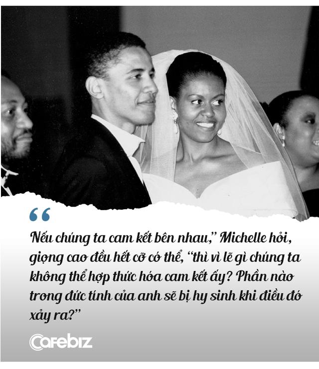 """Chuyện tình cựu Tổng thống Obama: Từ """"gã – được – thổi – phồng"""" đến ông chủ Nhà Trắng và công cuộc tán tỉnh công phu của những người có EQ cao - Ảnh 3."""