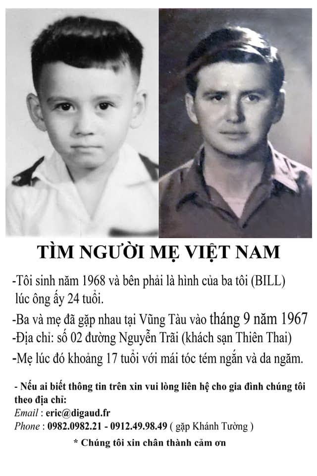 Cuộc gặp kỳ lạ với người cha chưa từng biết mặt và nỗi niềm đau đáu tìm lại được mẹ Việt bị thất lạc sau gần nửa thế kỷ, của đạo diễn người Pháp - Ảnh 5.