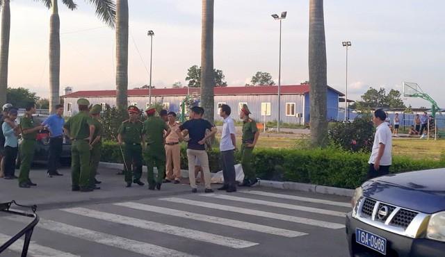 Hải Phòng: Tạm giữ 380 đối tượng người Trung Quốc tổ chức đánh bạc ở Our city - Ảnh 2.