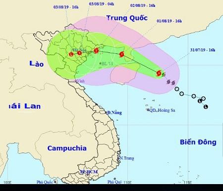 Bộ Giáo dục và Đào tạo yêu cầu toàn ngành phòng, chống cơn bão số 3 - Ảnh 1.