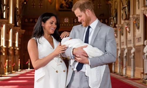 Hoàng tử Harry tuyên bố chỉ sinh hai con  - Ảnh 1.
