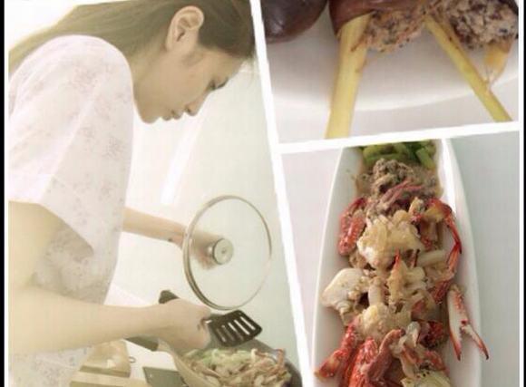 Thủy Tiên: Sau hào quang sân khấu là người vợ đảm bên căn bếp - Ảnh 5.