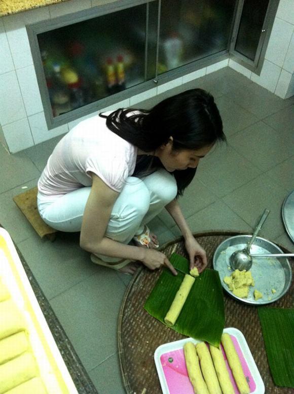 Thủy Tiên: Sau hào quang sân khấu là người vợ đảm bên căn bếp - Ảnh 9.
