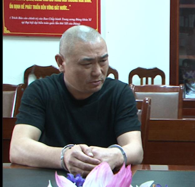 Bị truy nã tội cướp tài sản, đối tượng người Trung Quốc sang Việt Nam lẩn trốn  - Ảnh 1.