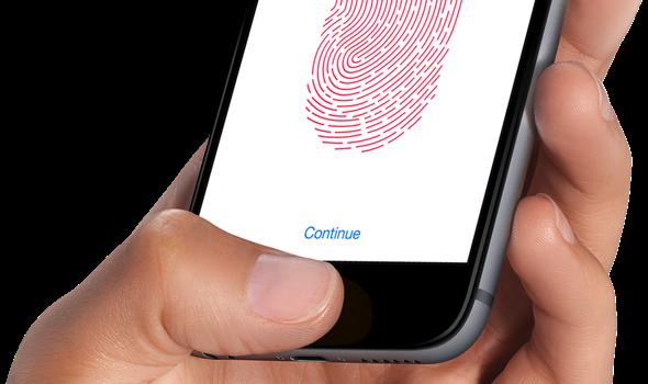 Sẽ có iPhone tích hợp cảm biến vân tay dưới màn hình - Ảnh 1.