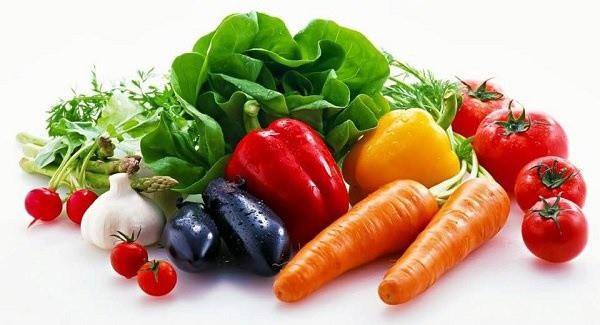 Chế độ ăn nhiều rau xanh cũng là biện pháp phòng bệnh ung thư. (Ảnh minh họa)