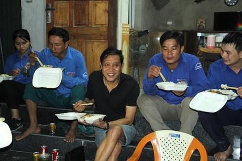 Vụ cháy lớn ở Hà Tĩnh: Những người dân xả thân cứu rừng - Ảnh 2.