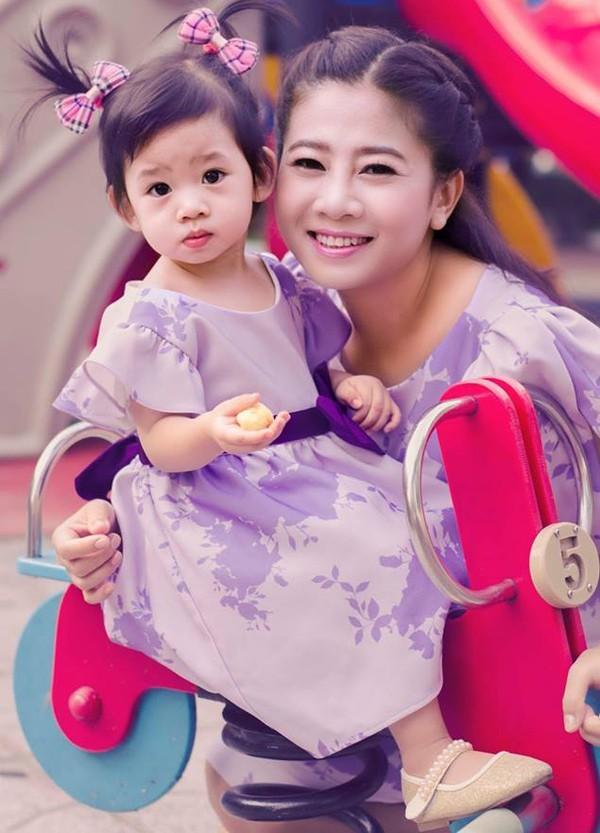 Tương lai của con gái là điều duy nhất khiến Mai Phương trăn trở.