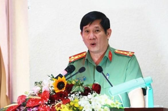 Một loạt lãnh đạo Công an tỉnh Đồng Nai bị xem xét, thi hành kỷ luật - Ảnh 1.