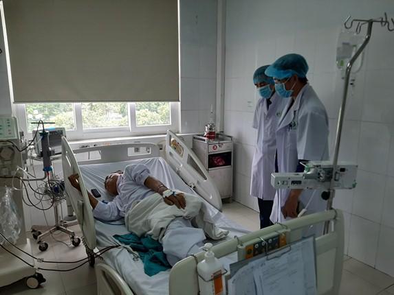 Các bệnh nhân sự cố chạy thận ở Nghệ An đã ổn định sức khỏe - Ảnh 3.