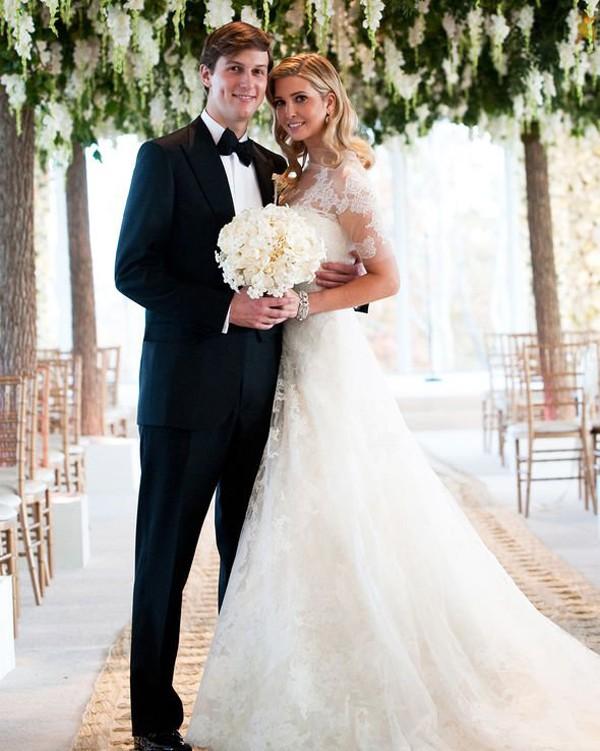 Người chồng hoàn hảo vừa đẹp trai vừa quyền lực của ái nữ Tổng thống Trump khiến ai cũng hâm mộ - Ảnh 2.