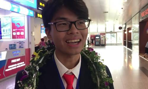 Học sinh đầu tiên của tỉnh Yên Bái giành huy chương quốc tế  - Ảnh 1.