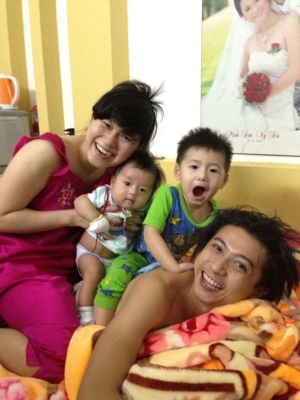 Cuộc sống của gia đình Lâm Vỹ Dạ - Hứa Minh Đạt sau 9 năm kết hôn - Ảnh 3.