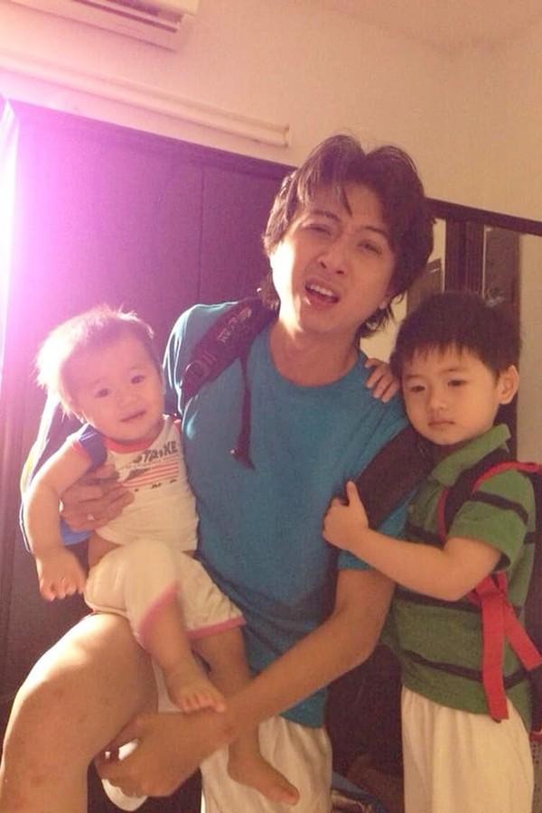 Cuộc sống của gia đình Lâm Vỹ Dạ - Hứa Minh Đạt sau 9 năm kết hôn - Ảnh 4.