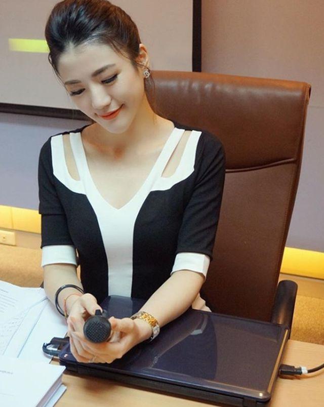 Cô giáo kiêm tiếp viên hàng không hot nhất Thái Lan đẹp nhờ chăm sóc kỳ công - Ảnh 3.