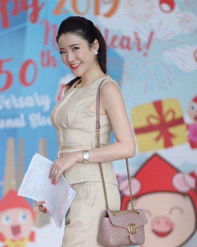 Cô giáo kiêm tiếp viên hàng không hot nhất Thái Lan đẹp nhờ chăm sóc kỳ công - Ảnh 5.