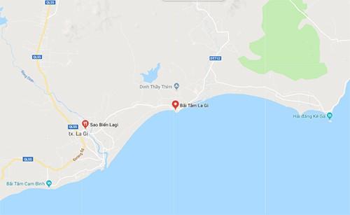 5 du khách chết khi tắm biển Bình Thuận  - Ảnh 2.