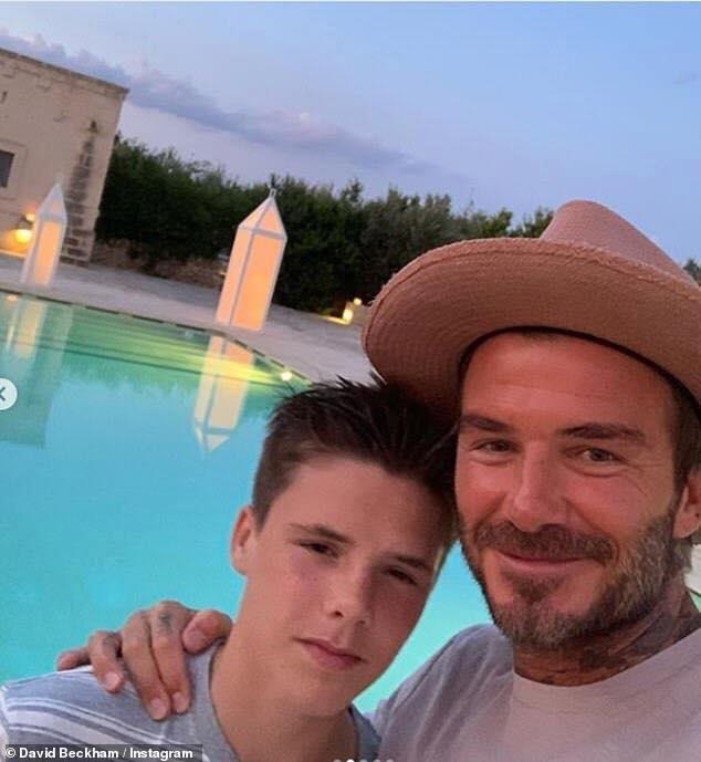 Hình ảnh ngọt ngào giữa công chúa Happer và bố David Beckham khiến hàng nghìn trái tim tan chảy - Ảnh 3.