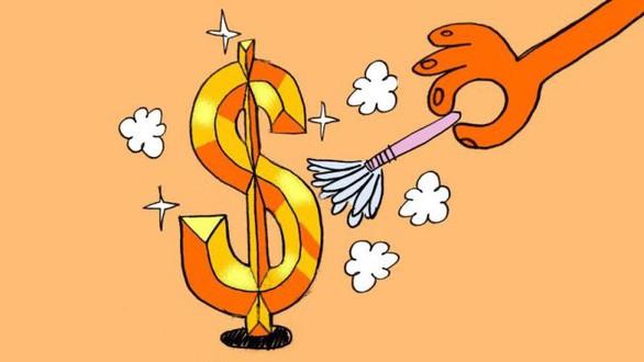 Dạy con tiêu tiền là hệ trọng - Ảnh 1.
