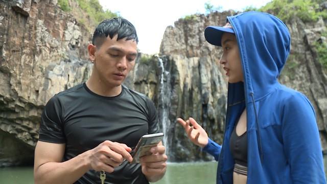 Sau nhiều lần bất hòa, Đỗ Mỹ Linh - Xuân Tiền bất ngờ bứt phá về nhất chặng 6 Cuộc đua kỳ thú - Ảnh 1.