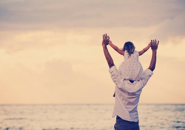Mấy tháng trời không về thăm, đến khi về nhà ăn cơm cùng bố mà tim tôi xót xa ân hận - Ảnh 1.