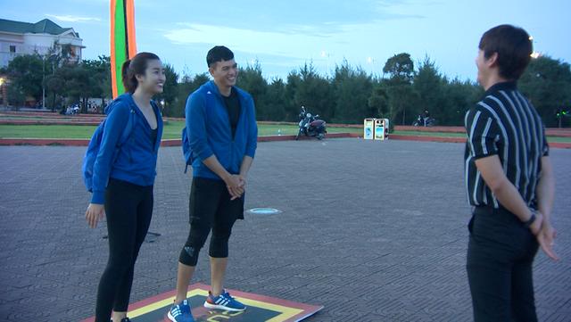 Sau nhiều lần bất hòa, Đỗ Mỹ Linh - Xuân Tiền bất ngờ bứt phá về nhất chặng 6 Cuộc đua kỳ thú - Ảnh 4.