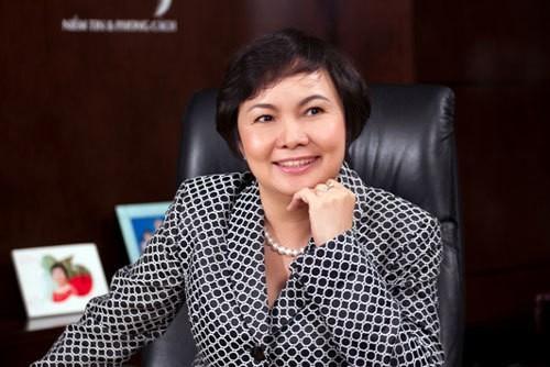 Vàng sôi sục vượt đỉnh, bà chủ hãng vàng số 1 Việt Nam kiếm bộn - Ảnh 1.