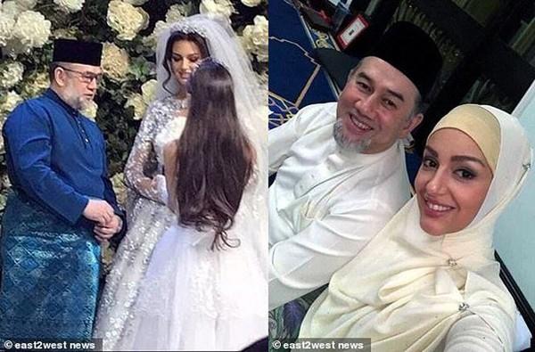 Giữa thông tin sốc chồng - cựu Quốc vương lấy vợ khác, phản ứng của Hoa khôi Nga như thế nào? - Ảnh 2.