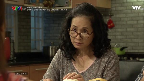 NSND Lan Hương: Nàng dâu út ngoan ngoãn và sự nghiệp càng về cuối càng có lộc - Ảnh 4.
