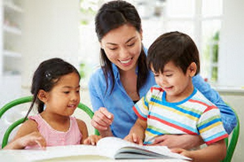 Tạo tâm lý tốt cho trẻ sau kỳ nghỉ hè - Ảnh 1.