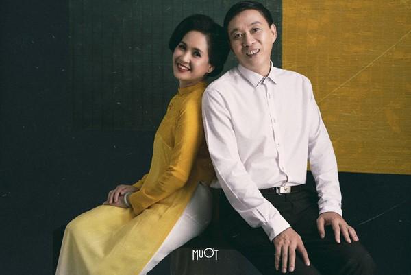 NSND Lan Hương: Nàng dâu út ngoan ngoãn và sự nghiệp càng về cuối càng có lộc - Ảnh 5.