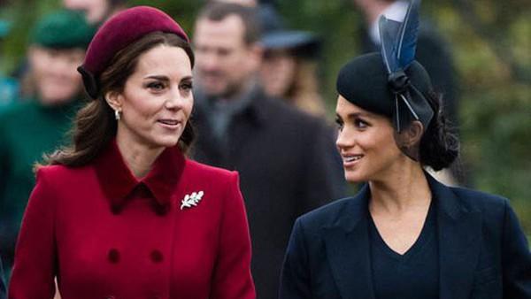 Trước khi ghét chị dâu đến không muốn nhìn mặt, Meghan Markle từng phát cuồng Công nương Kate - Ảnh 1.