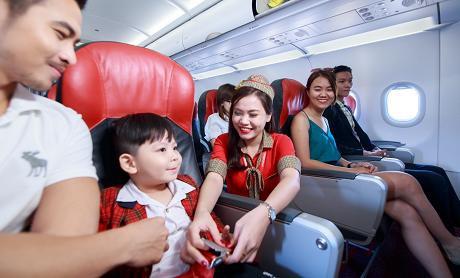 Những lưu ý không thể bỏ qua khi đặt vé máy bay cho gia đình có trẻ nhỏ - Ảnh 4.