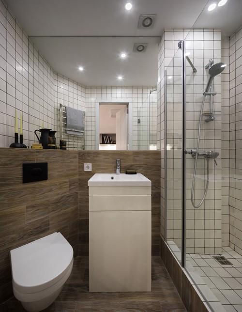 Căn hộ 17 m2 đủ tiện nghi mà vẫn thoáng đẹp khiến nhiều người khâm phục - Ảnh 10.