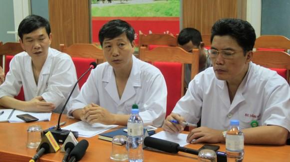 Các bệnh nhân sự cố chạy thận ở Nghệ An đã ổn định sức khỏe - Ảnh 1.