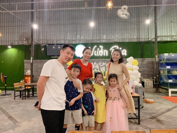 Mai Phương tổ chức tiệc sinh nhật cho con gái nhưng bình luận của Phùng Ngọc Huy lại gây tranh cãi - Ảnh 3.