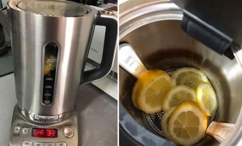 Ấm siêu tốc nấu nước cả năm bám cặn đen sì, đây là cách khiến nó sáng bóng trở lại trong vài phút - Ảnh 1.