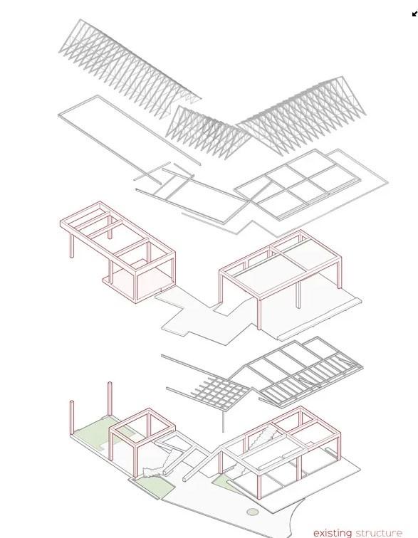 Gia chủ Thái Nguyên sửa nhà như mê cung - Ảnh 3.