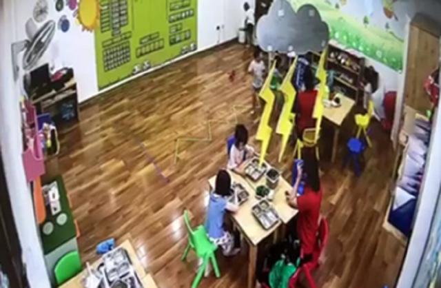 Vụ cô giáo nhốt trẻ vào tủ quần áo: Lộ giấy phép lạ do lỗi đánh máy - Ảnh 4.