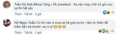 Bị mỉa mai dùng tiền từ thiện mua xe hơi tiền tỷ, MC Phan Anh nói gì? - Ảnh 3.