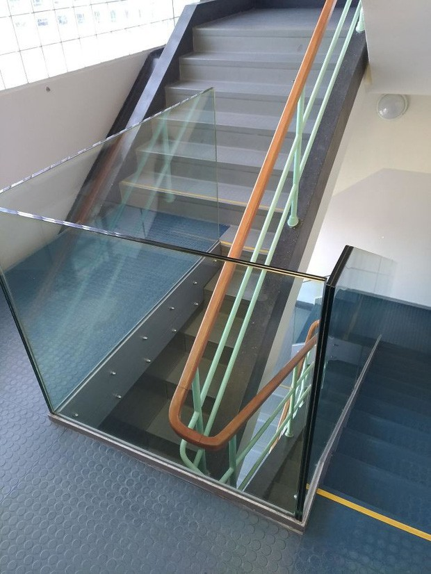 Những chiếc cầu thang sai trái nhất hành tinh, khuyên bạn đừng bao giờ thử nếu như không muốn gặp nguy hiểm - Ảnh 13.