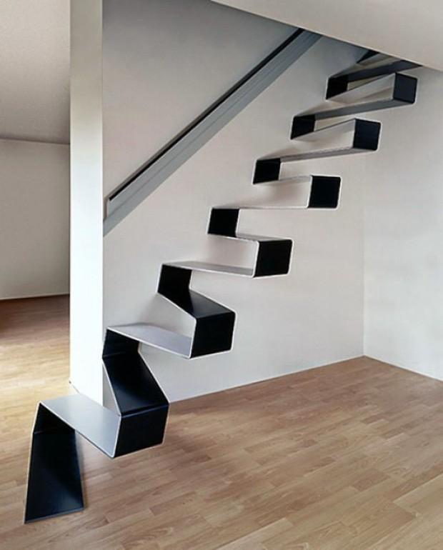 Những chiếc cầu thang sai trái nhất hành tinh, khuyên bạn đừng bao giờ thử nếu như không muốn gặp nguy hiểm - Ảnh 6.